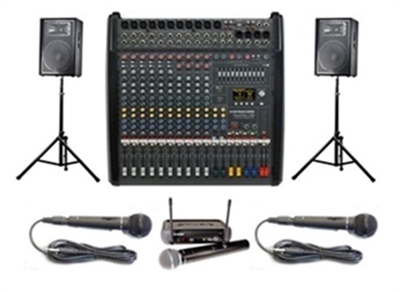 Ekip ve Ekipman Kiralama-Ses Sistemi-2