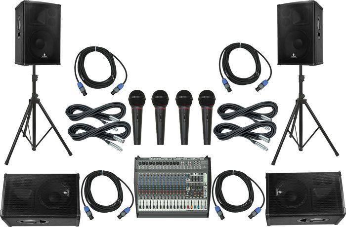 Ses Sistemi Kiralama Fiyatları